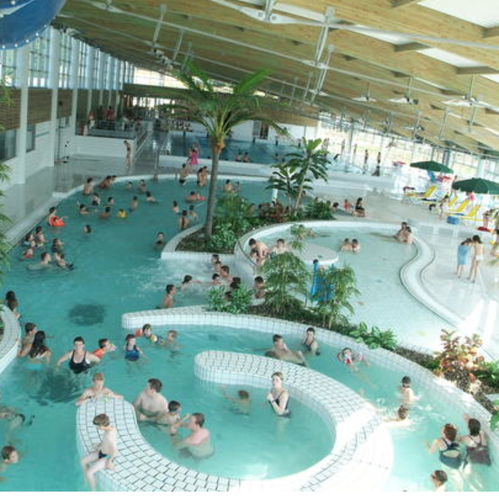 Centre aquatique du pays saint lois for Piscine de saint avold
