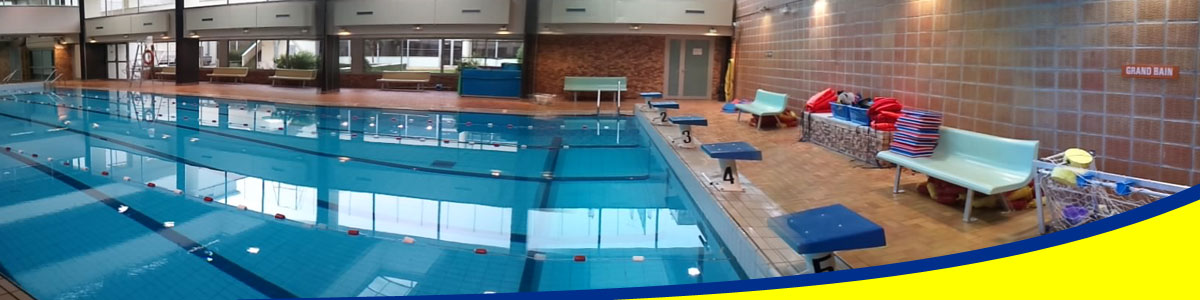 Centre sportif roger vergne for Piscine saint mande